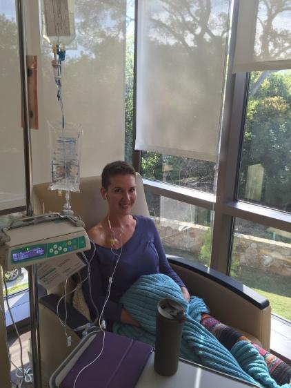 My 1st Chemo