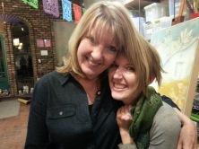 Wearing Mom's Hair