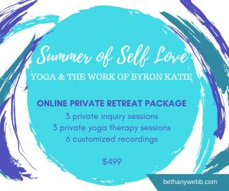 Summer of Self Love