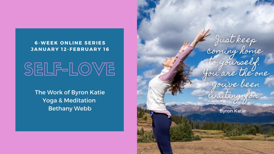 Bethany Webb Self-Love Series